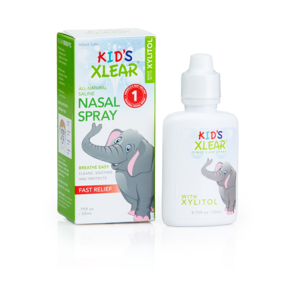 Kid's Xylitol Nasal Spray
