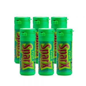 Fruit SparX Xylitol Candy 6 Pack