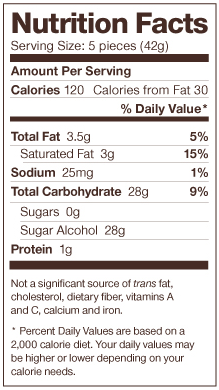 5-pieces-42g-120-cal-3-5fat-25mg-sodium-28g-carb-1g-protein